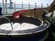 DECK  πισίνας κρουαζιερόπλοιου AIDA