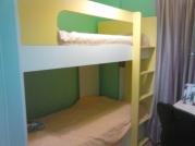 Παιδικό δωμάτιο με κουκέτα